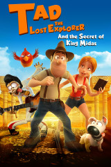 Tad the Lost Explorer and the Secret of King Midas kijken bij FilmGemist