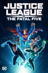 Justice League: The Fatal Five