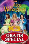 K3 Alice in Wonderland - gratis special