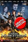 The Three Musketeers - gratis special
